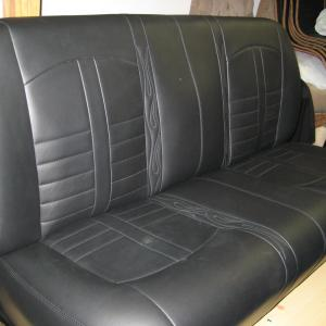 1956 Chevy bench seat