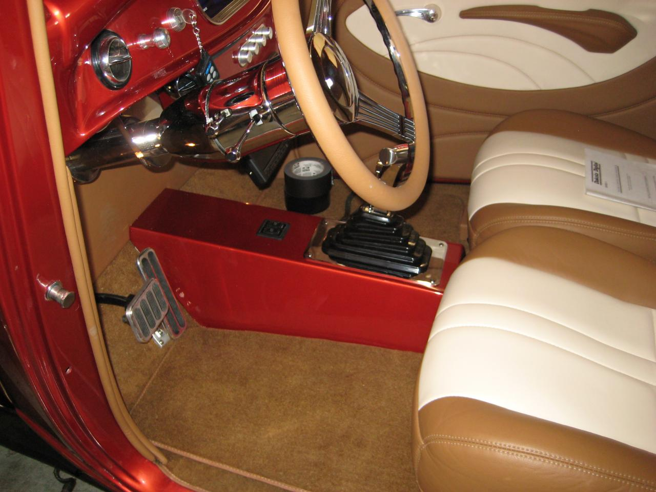 Auto Upholstery Repair Classic Car Restoration Shop Specializing In Handmade Interiors And