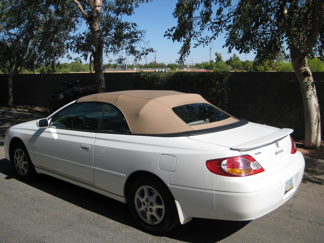 Robbins Convertible Top Replacement On A Solara
