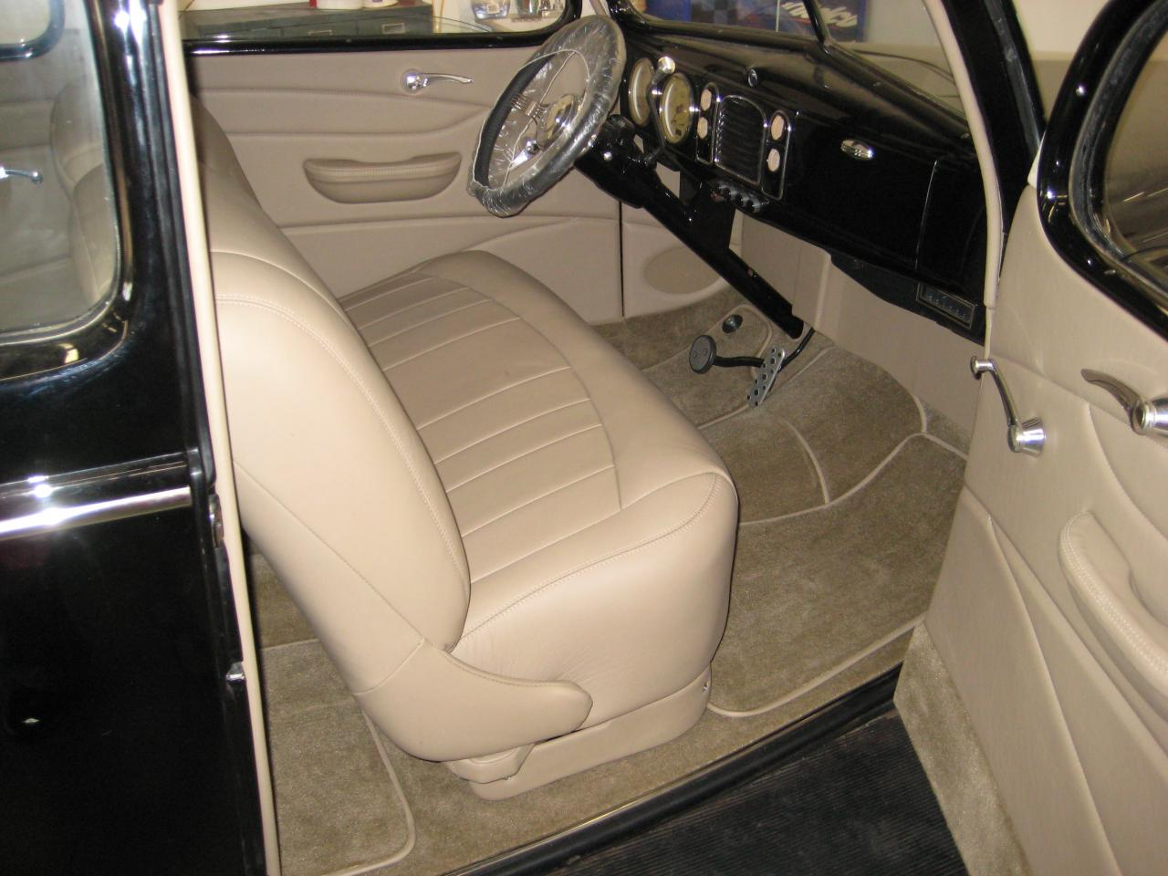 auto upholstery repair classic car restoration shop. Black Bedroom Furniture Sets. Home Design Ideas