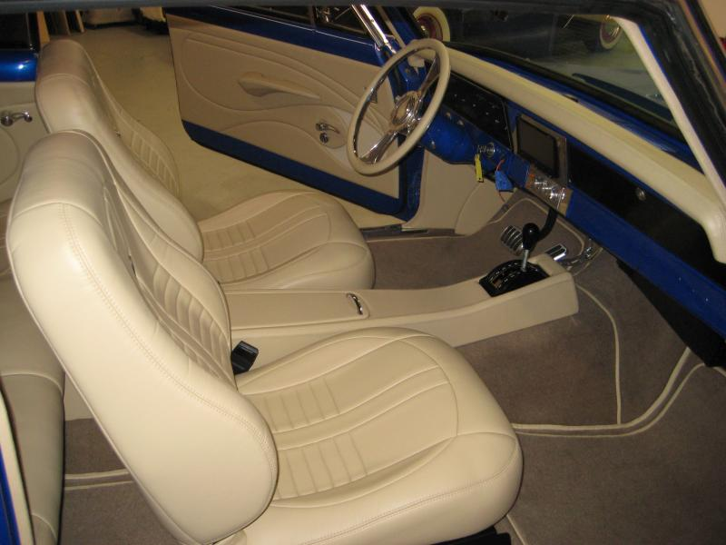 Auto Upholstery Repair Classic Car Restoration Shop Specializing In Handmade Interiors And Convertible Top Replacement