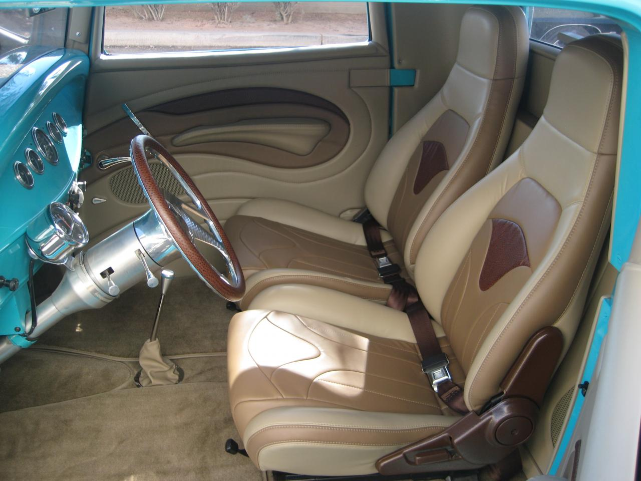 Auto Upholstery Repair & Classic Car Restoration Shop specializing ...